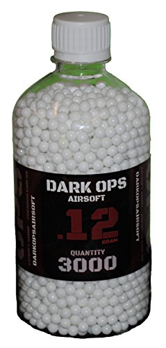 3000-Dark-Ops-Airsoft-BBs-6mm-TRUE-PERFECT-SEAMLESS-Heavy-Competition-Grade