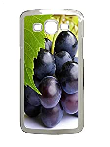 Samsung G7106 CaseGrapes PC Custom Samsung G7106 Case Cover Transparent