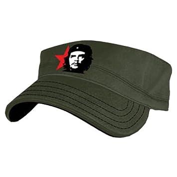 Che Guevara - Cap/gorro/visera militar Stile (en un tamaño ...