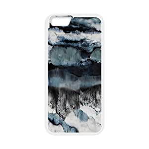 IPhone 6 Case Petrol Blue Grey White For Men, Case For Iphone 6 4.7 For Men [White] by ruishername