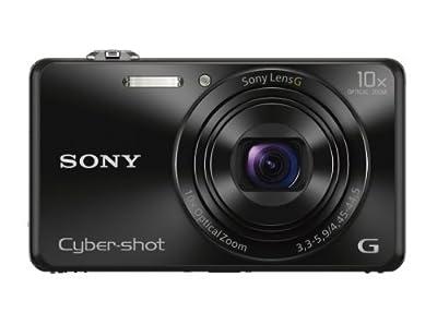 Sony 18.2 MP Digital Camera with 2.7-Inch LCD by Sony