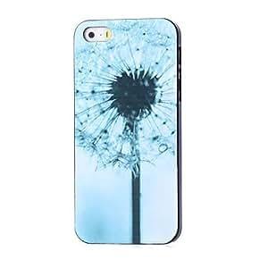 ZMY Cubierta Posterior - Gráfico/Color Mixto/Diseño Especial - para iPhone 5/iPhone 5S ( Multicolor . Plástico )