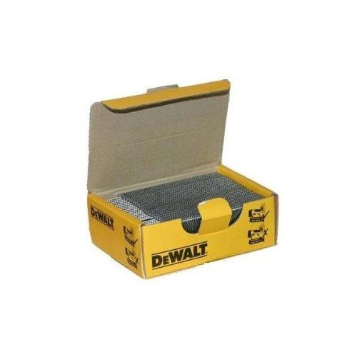 DC608 DeWalt DT9942-QZ N/ägel 5000 St/ückStauchkopf verzinkt 0/° 1,2 x 25 mm f/ür D51238 DC602