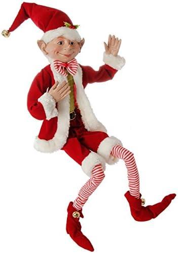 RAZ Imports 30 Posable Elf