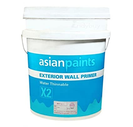 Paint And Primer >> Asian Paint Wood Primers In White Colour 20 L Amazon In Home