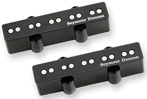 Seymour Duncan Apollo Jazz Bass Pickup Set - 5-string, 67/70mm (Jazz 5 String Pickup)