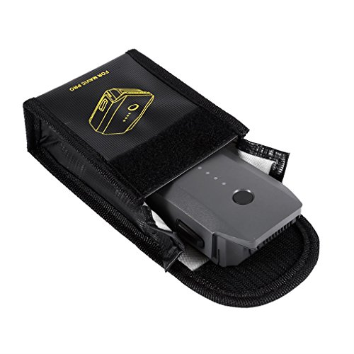 For DJI Mavic Pro Battery Lipo Safety Guard Bag Explosion Proof Storage Bag Pouch