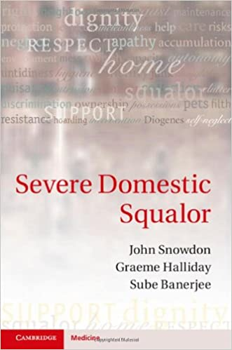 Book Severe Domestic Squalor