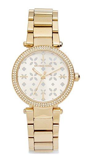 Michael Kors Women's Mini Parker Gold-Tone Watch MK6469