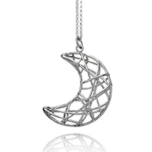 Collier Raspini entrelacement 9700 - Argent