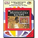 Great Digs of Mysterious Egypt 2 CD-ROMs
