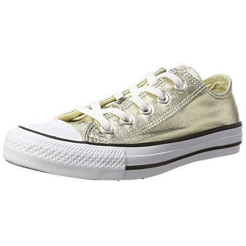 All Unisex Converse Star Black Gold Zapatillas Ox Light White Adulto Taylor 752 Chuck Multicolor ErEYwqBAT