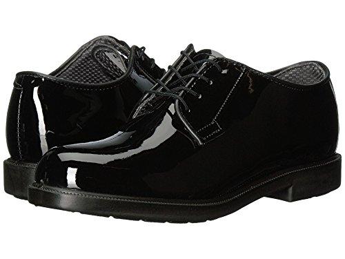Bates Women's High Gloss Durashocks Shoe,Black,7.5 M US