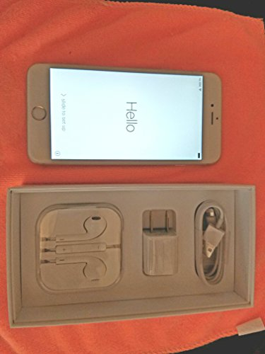 Apple iPhone 6 Plus 16GB GSM Unlocked Smartphone - Silver (Certified Refurbished) by Apple