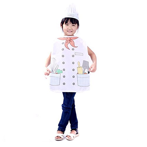 TOPTIE Occupations Costumes with Hats for Kids Role