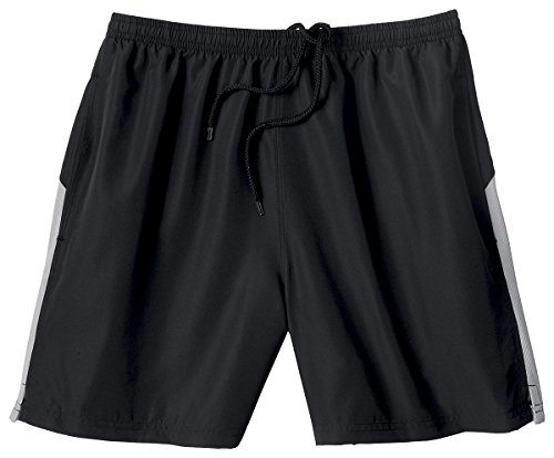 Ladies North End - North End Womens Athletic Shorts 78069 -BLACK 703 S