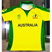 BOWLERS AUSTRALIA'S World Cup Jersey