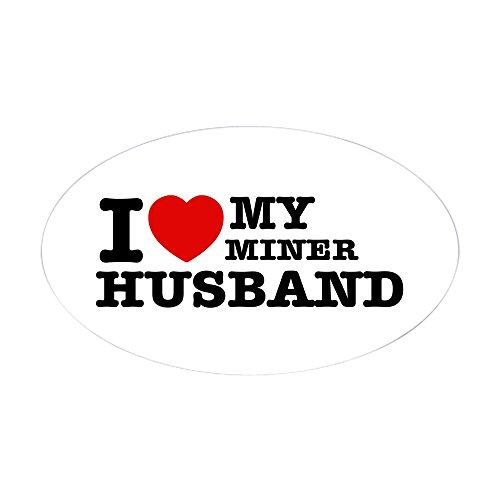 i love my husband bumper sticker - 7