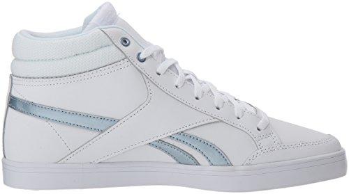 Reebok Vrouwen Royal Aspire 2 Fashion Sneaker Wit / Bevriezing Metallic