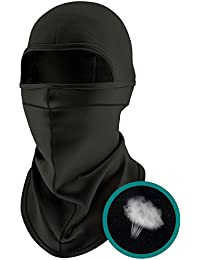 Balaclava - Windproof Ski Mask - Motorcycle Mask Girls & Boys - Winter Helmet Skilling Masks with Long Neck Warmer- Cold Weather Balaclava Hood - Thermal Breathable Fleece - Kids