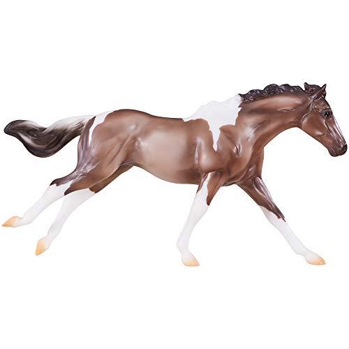 "Breyer Freedom Series (Classics) Grulla Paint Horse | Model Horse Toy | 1:12 Scale (Classics) | 9"" L x 6"" H | Model #946"
