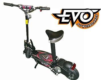 EVO Powerboard 1000W 36V RT C920 Black - Patinete con silla ...