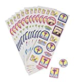 He Lives! Sticker Sheets - Stationery & Stickers