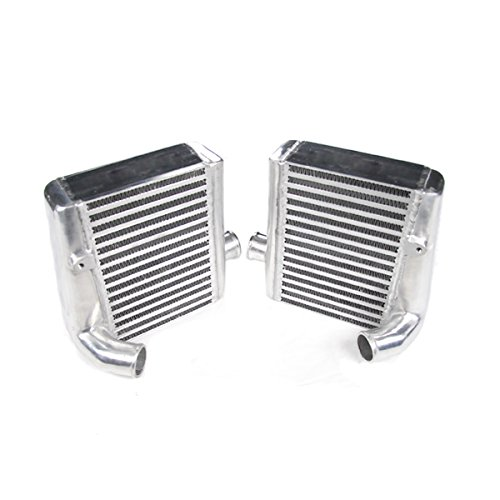 ICK-017 Front-Side Mount Intercooler Kit, Aluminum FMIC Made For Nissan 300ZX(Z32) 1990-9 6 Twin Turbocharged (300zx Intercooler)