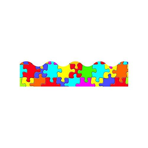 Trend Enterprises Jigsaw Terrific Trimmer (T-92144)