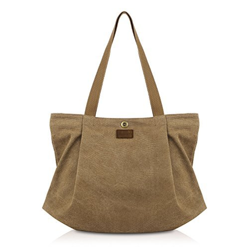 Trim Canvas Tote - 8