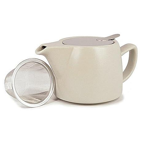 Teekanne Modern shamila teekanne modern grau matt 0 4 l amazon de