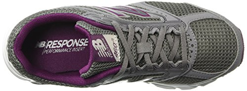 New Running Woman dark W460v2 Mulberry Castlerock Balance UzqxIrU
