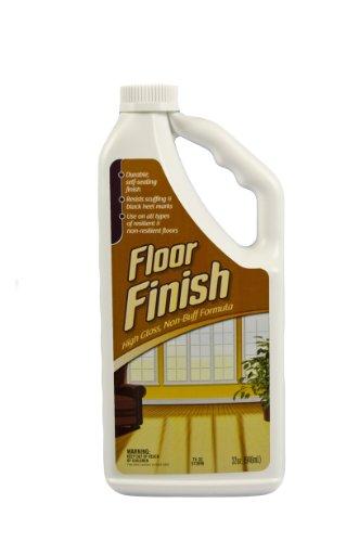 General Paint & Manufacturing TV-32 True Value 512696 Non-Buff Floor Finish, 1-Quart