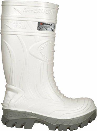 Cofra Thermic S5CI HRO SRC Sicherheit Schuh Größe 45weiß