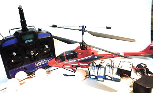 - Walkera 4F200 6 Channel RC Helicopter with WK2801 Pro RTF