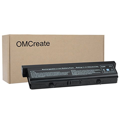 OMCreate 9-Cell Battery for Dell Inspiron 1525 1545 PP29L...