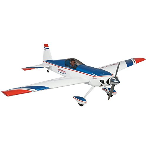 Great Planes Revolver Seventy-Inch Wingspan Almost Ready-to-Fly Glow or Electric-Powered Radio Control (Radio Control Electric Airplane)