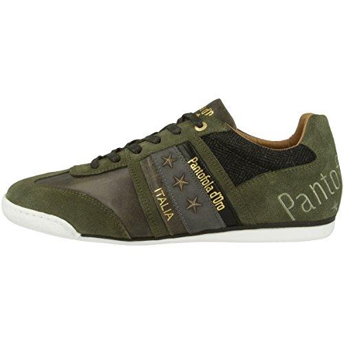 Pantofola d'Oro Herren Imola Winter Uomo Low Sneaker Grün (Olive .52a)