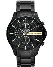 Armani Exchange AX - Reloj de vestir para hombre (acero inoxidable)