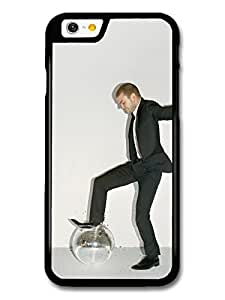 Justin Timberlake Disco Ball Popstar Singer case for iPhone 6 by runtopwell