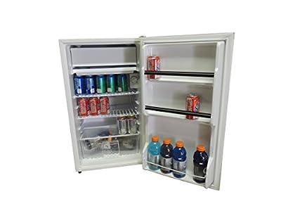 Compact Single-Door Refrigerator