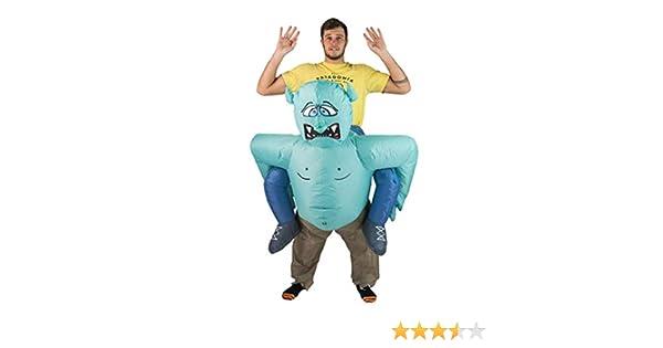 Bodysocks Fancy Dress Disfraces Hinchable de Troll Adulto: Amazon ...