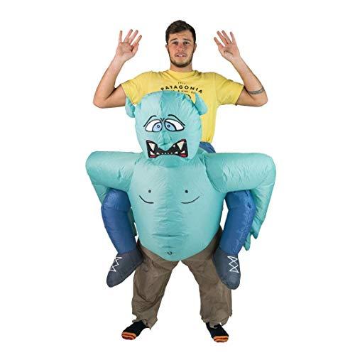 (Bodysocks Inflatable Troll Costume)