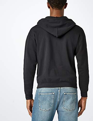 62 shirt Capuche Noir Fruit 0 The black Hommes Of Loom Sweat 208 À WnnpTf0P