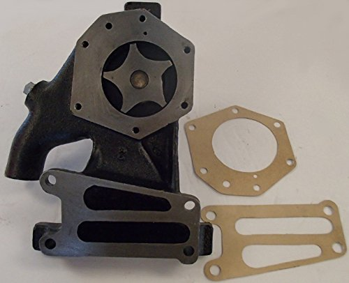 400677R92 Water Pump w/ Gaskets Made for International Harvester 544 574 674 2500A by StevensLake