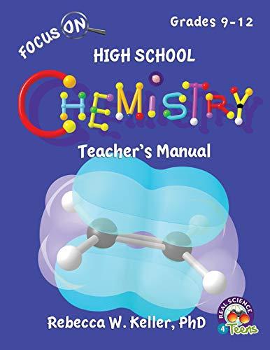 Focus On High School Chemistry Teacher's Manual ()