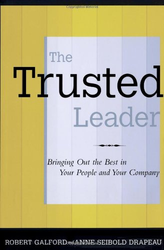 The Trusted Leader pdf epub