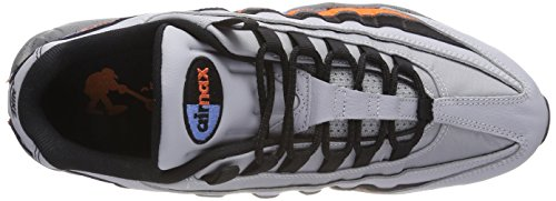 95 Grey 015 Wolf Greysolar Redaurora Noir de Max Air Gris PRM NIKE Homme Chaussures Gymnastique EvqOCxw1