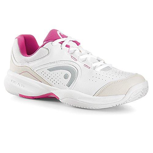 Chaussures Head De Whma blanc Mauve 0 2 Breeze Women Blanc Tennis Femme Pour ggqf1Ow