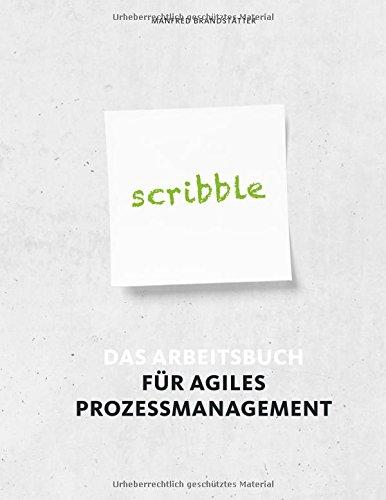 scribble - das Arbeitsbuch für agiles Prozessmanagemen